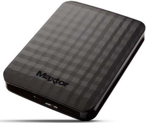 Disco duro externo Maxtor 4 TB