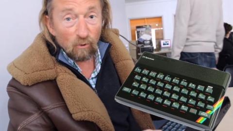 Fallece Rick Dickinson, el diseñador del mítico ZX Spectrum 48K