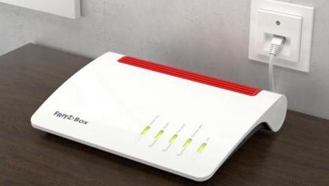 Cambiar el router de la operadora mejorará tu cobertura Wi-Fi