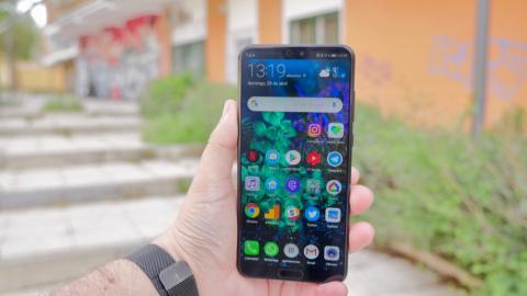 Huawei P20 Pro - Pantalla