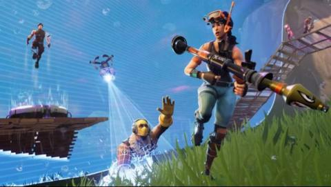temporada 4 fortnite