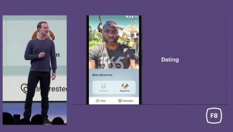 Facebook estrena los perfiles para ligar, y otras novedades de F8 2018