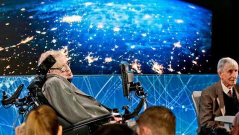 Stephen Hawking y su última teoría sobre el universo finito