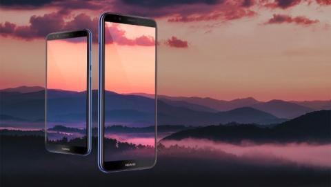 Características y precio en España del Huawei Y7 2018 e Y6 2018.