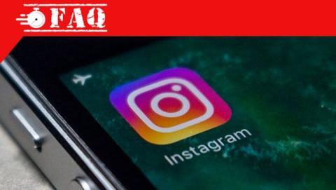 Añadir descripción Instagram.