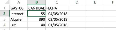 Cómo colorear celdas en Excel