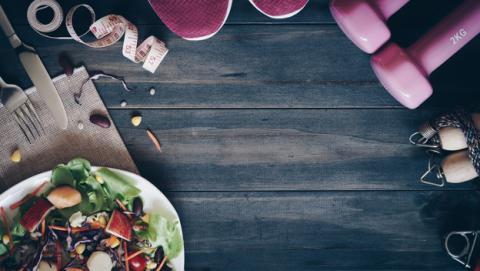Por qué es bueno comer después de hacer deporte.