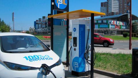 ibil puntos carga coche eléctrico