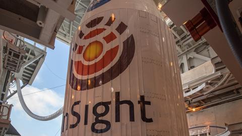 Se lanza con éxito InSight, nacido para descubrir el ADN de Marte