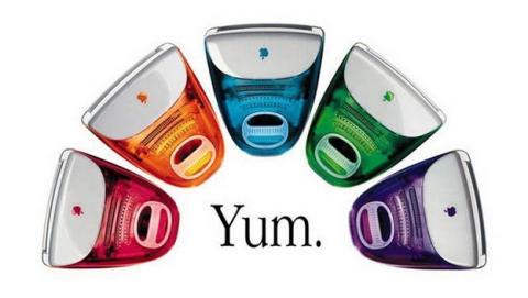 Hace 20 años, Steve Jobs presentó el mítico iMac