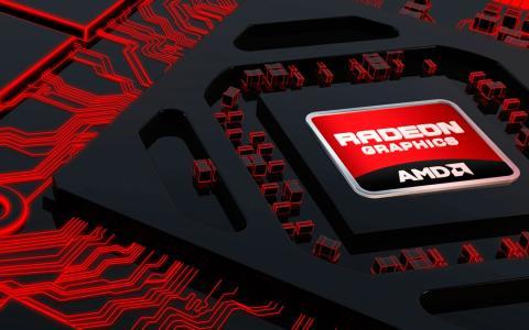 AMD Vega 12 y 20