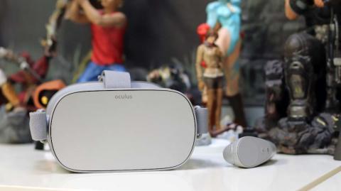 Análisis Oculus Go