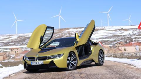 BMW i8, probamos su tecnología