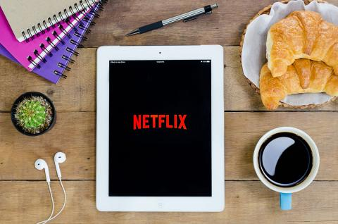 Borrar el historial de Netflix