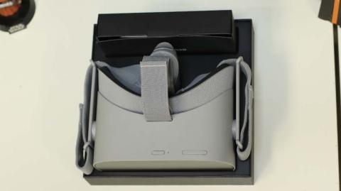 Caja Oculus Go