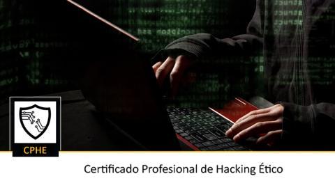 certificado profesional de hacking ético