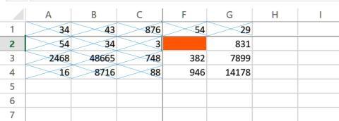 Cómo Fijar Columnas O Filas En Excel Tecnología Computerhoy Com