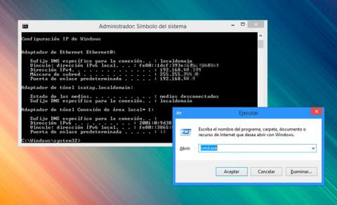conocer ip en windows