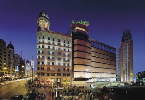 El Corte Inglés de Callao, Madrid