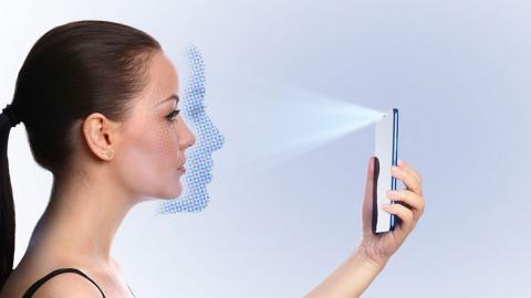Desbloqueo facial de Alcatel