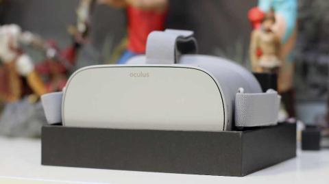 Diseño Oculus Go