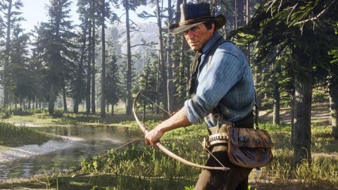 Exclusiva Red Dead Redemption 2 10