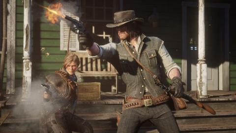 Exclusiva Red Dead Redemption 2 13
