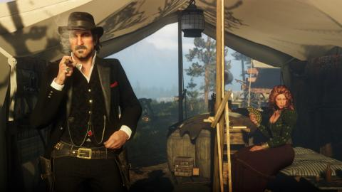 Exclusiva Red Dead Redemption 2 4