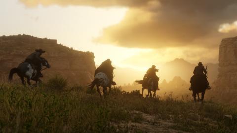 Exclusiva Red Dead Redemption 2 7