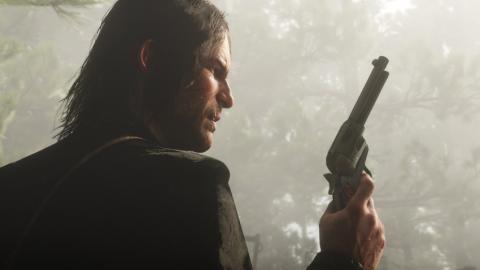 Exclusiva Red Dead Redemption 2