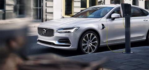 El futuro coche eléctrico de Volvo