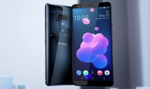 HTC 12+