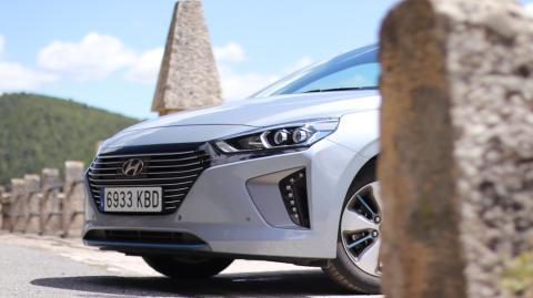 Hyundai Ioniq híbrido enchufable