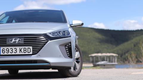 Hyundai Ioniq, prueba de la tecnología