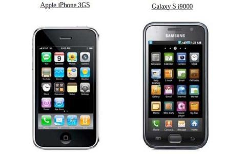 iPhone 3GS vs Samsung Galaxy S