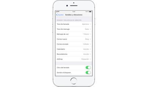 iPhone 8: tono llamada
