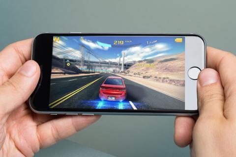 Juegos de coches y carreras para iphone