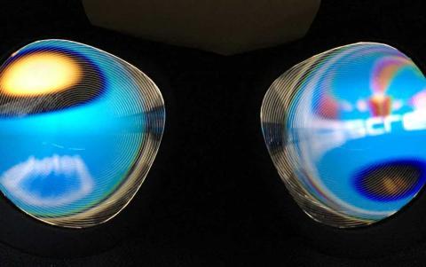 Lentes de Oculus Go