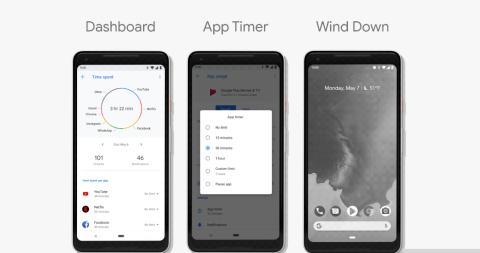 Novedades Android P