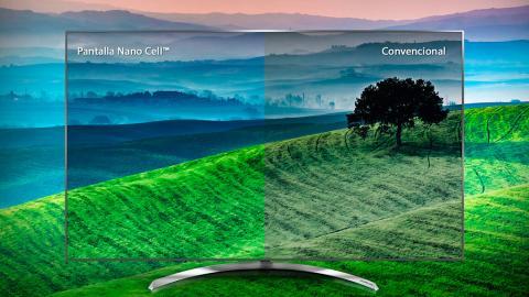 Panel Nanocell de LG