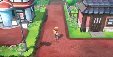 Pokémon Let's GO Pikachu y Let's GO Eevee