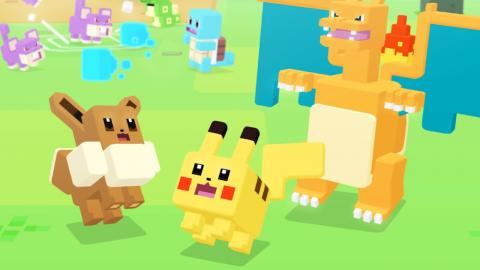 Ya Disponible Pokemon Quest Un Juego De Pokemon Gratis Para