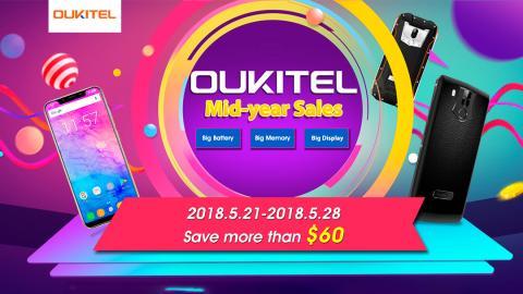 Promoción de Oukitel