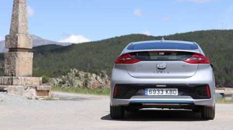 Prueba tecnológica del Hyundai Ioniq PHEV