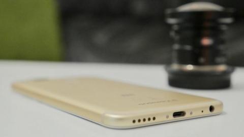 Puerto USB C Xiaomi Mi A1