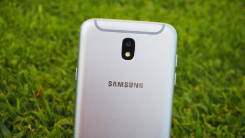 Samsung Galaxy J7 2017: poner alarma