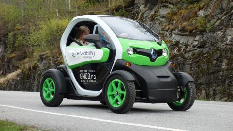 Silencio coches electricos