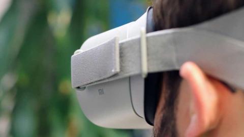 Sonido Oculus Go
