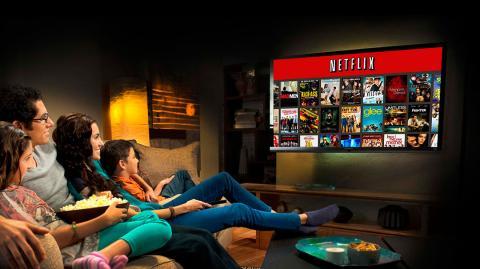 Ver netflix en la television