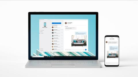 Your Phone, nueva app de Windows 10